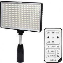 Vivitar Professional Bi-Color LED Video Light VIV-VL-288