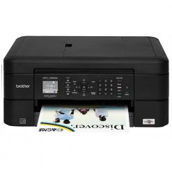 Brother MFC-J480DW Wireless Inkjet Color All-in-One Printer (Refurbished)