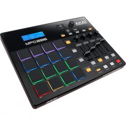 Akai Professional MPD226 | MIDI Drum Pad Controller with Software Download Package (16 pads/4 knobs/4 buttons/4 faders)