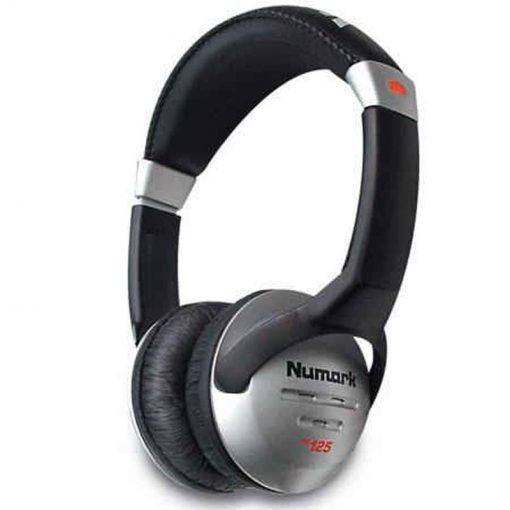 Numark HF125 On-Ear DJ Headphones
