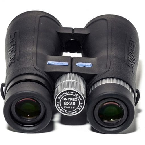 Snypex Optics New 2016 Knight 8×50 D-ED Tactical Binoculars Rubber Armored Waterproof/Fogproof Excellent for Wildlife Observations Avid Hunters Military Personnel
