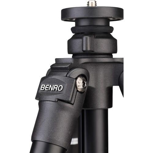 Benro Adventure 1 Series Aluminum Tripod w/ HD1 3-Way Head (TAD18AHD1)