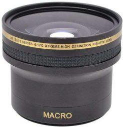 Xit XT1758F 52/58mm 0.17x Super Fisheye Lens (Black)