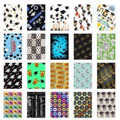 Xit 20 Sticker Frames for Fuji Instax Prints Graduation Package XTFSTICK20