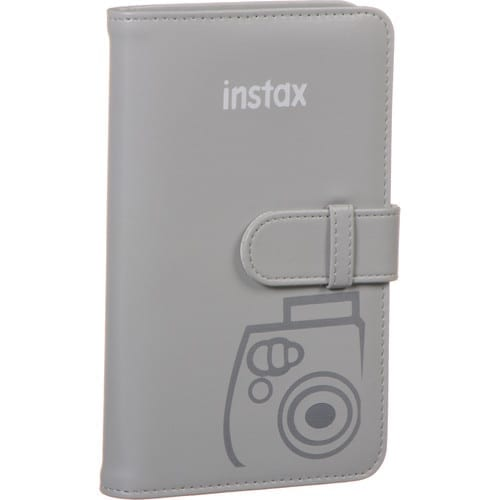 Fujifilm Instax Wallet Album (Smokey White)