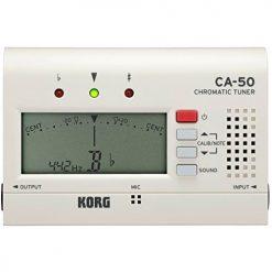 Korg CA-50 Handheld Chromatic Tuner Large Display