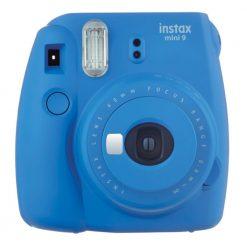 Fujifilm Instax Mini 9 Instant Camera - Cobalt Blue (16550667)