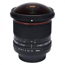 Vivitar 8mm Fisheye Lens For Nikon