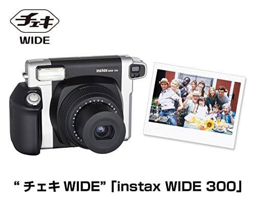 Fujifilm INSTAX Wide 300 Instant Camera