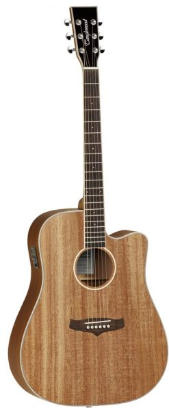Tanglewood TWUDCE Dreadnought Cutaway Body Style Electric Guitar
