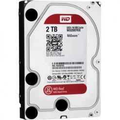 Western Digital WD20EFRX- 2TB INTELLIPOWER 64MB 3.5IN WD RED SATA 6GB/S