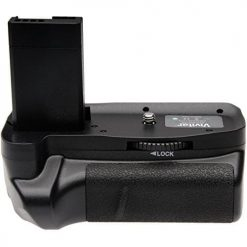 Vivitar Multi-Power Battery Grip for Canon EOS Rebel T3, T5 & T6 DSLR Camera