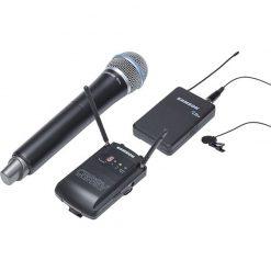 Samson Concert 88 Camera (Combo) UHF Wireless System, Channel K