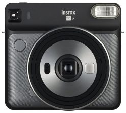 Instax Square SQ6 - Instant Film Camera - Graphite Grey