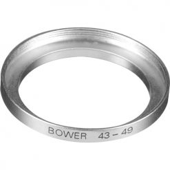 Bower 43-49mm Step Up Adapter Ring
