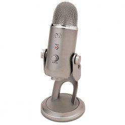 Blue Yeti USB Microphone - Platinum