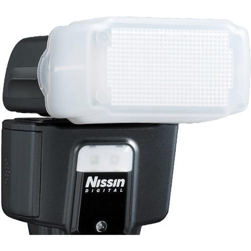 Nissin I40FJ Flash for Fuji (Black)
