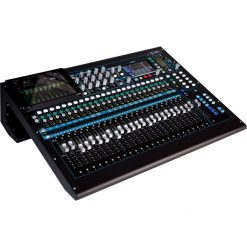 Allen & Heath QU-24C 30 In/24 Out Compact Digital Mixer Chrome Edition