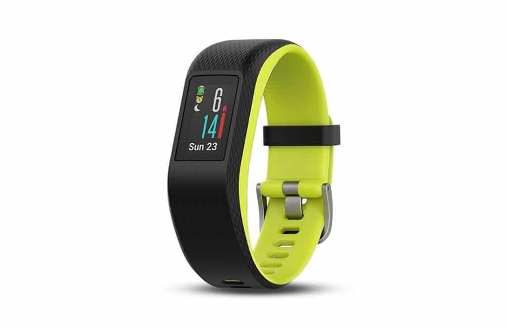 Garmin VivoSport Touch GPS Smart Activity Tracker Fitness Band Limelight,...
