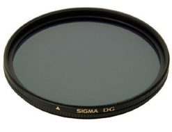 Sigma DG 72mm Multi-Coated Circular Polarizer Filter