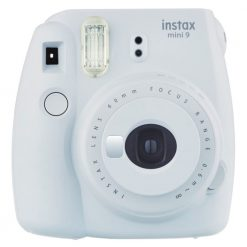Fujifilm Instax Mini 9 Instant Camera - Smokey White (16550629)