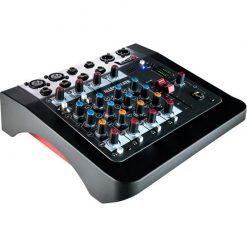 Allen & Heath ZED-6 Two Mono Mic/Lines with 2 D.I. Input and 2 Stereo Line Inputs
