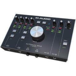 M-Audio M-TRACK 84 High Speed Audio Interface, USB-C, 8 x 4M