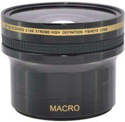 Xit XT1458F 52/58mm 0.14x Super Fisheye Lens (Black)