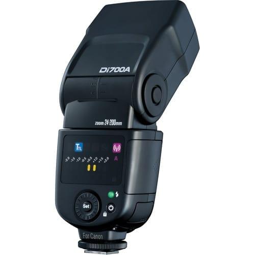 Nissin ND700AK-N DI700 Air and Air 1 Kit for Nikon (Black)