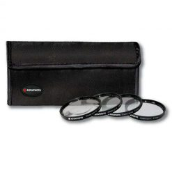 AGFA 4-Piece Close Up Macro Filter Kit 67mm (+1+2+4+10) APCUF467