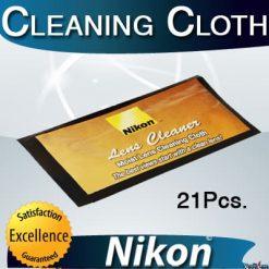 Nikon 8175 Moist Lens Cleaning Cloth