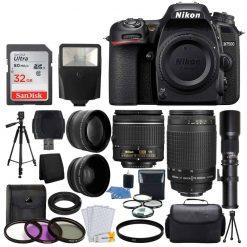 Nikon D7500 20.9MP DX-Format CMOS Sensor Digital SLR Body