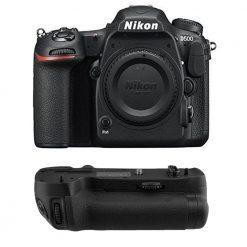 Nikon D500 Digital SLR Camera 20.9MP DX-Format Body + 9793 Bag Kit Brand New