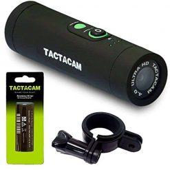 TACTACAM 4.0 With Flat Black Stabilizer