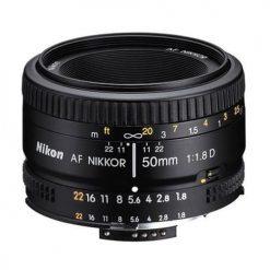 Nikon 50mm f/1.8D AF Nikkor Autofocus Lens