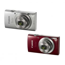 Canon PowerShot ELPH 180 with 20.0 MP CCD Sensor and 8x Optical Zoom