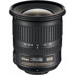 Nikon AF-S DX NIKKOR 10-24mm f/3.5-4.5G ED Lens for Nikon F Mount