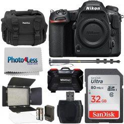 Nikon D500 Digital SLR Camera 20.9MP DX-Format Body