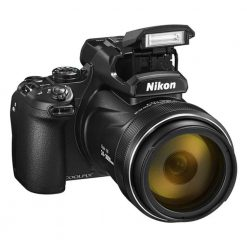 "Nikon COOLPIX P1000 16.7 Digital Camera with 3.2"" LCD, Black (Import)"