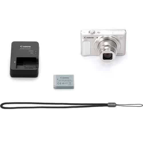 Canon PowerShot SX620 HS Digital Camera + Deluxe Accessory Kit