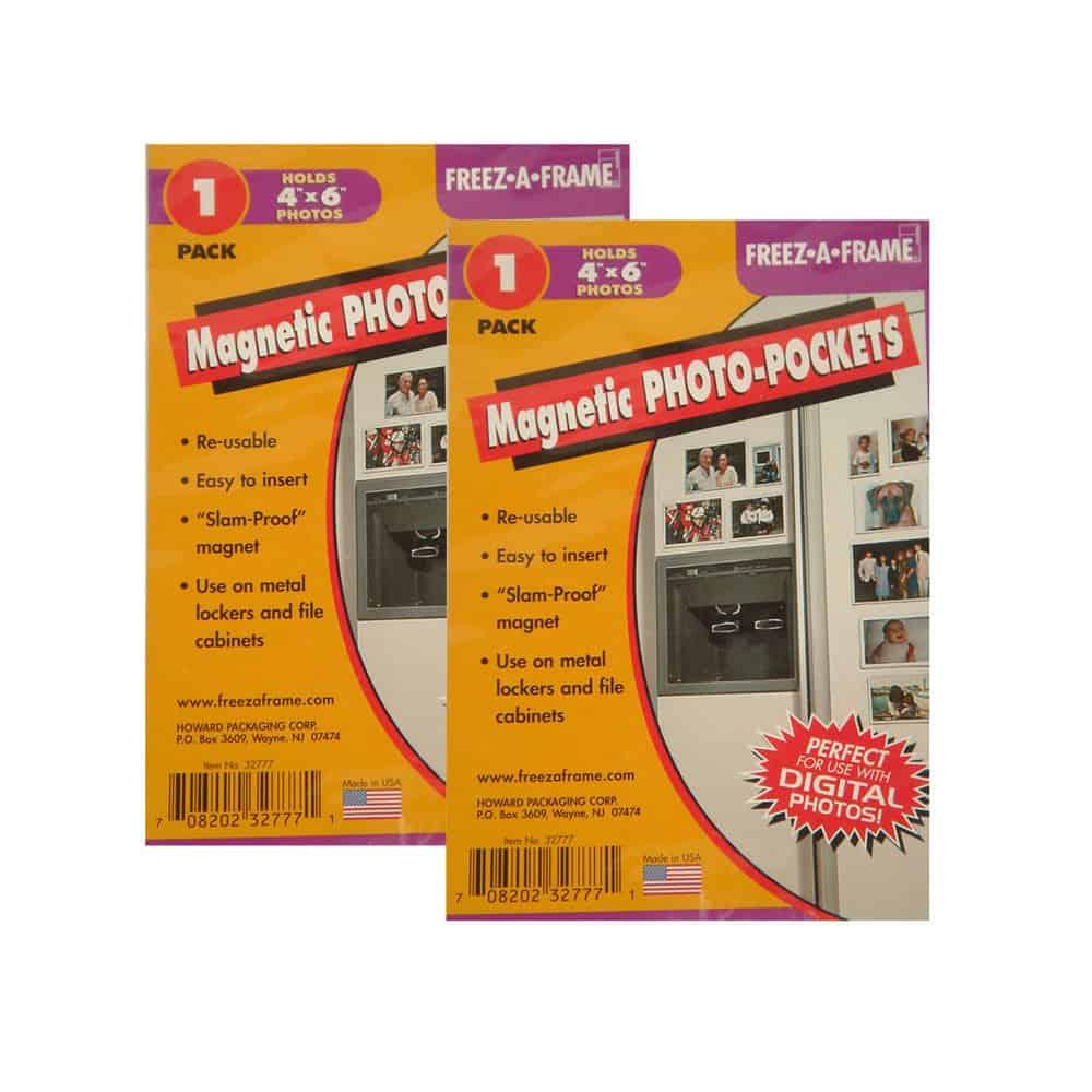 Photo4Less | Itoya Art Profolio Original Storage/Display Book (4 x 6) – 24  Books + 2x Freez-A-Frame Magnetic Photo Pocket 4 x 6 + Photo4Less