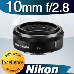 NIKON 1 10MM F/2.8 BLACK