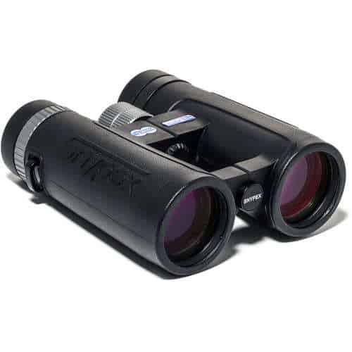 Snypex Optics Knight 10X42 D-ED Wide Views Professional Binoculars for Birders / Hunters with ED Glass Binocular