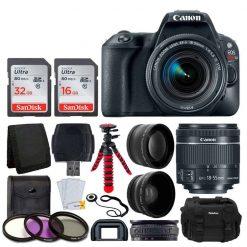 Canon Cameras US 24.2 EOS Rebel SL2 EF-S 18-55mm STM Kit