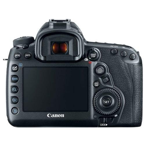 Canon EOS 5D Mark IV DSLR Camera + EF 24-70mm f/4L IS USM Lens + Accessories