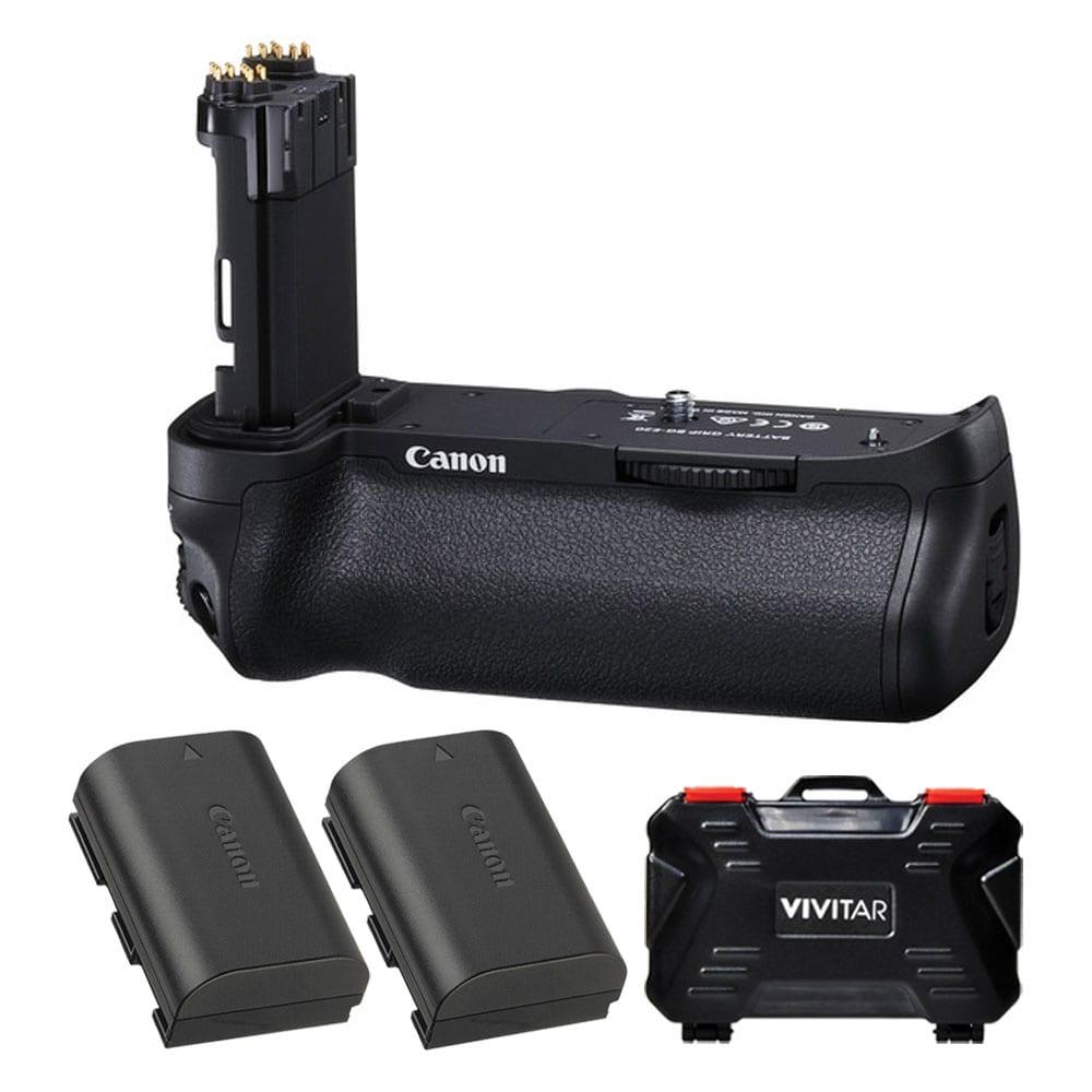 Canon Battery Grip BG-E20 for the Canon 5D Mark IV Digital SLR Camera
