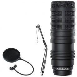 Audio-Technica BP40 Large-Diaphragm Broadcast Mic