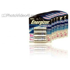 AA Ultimate Photo Lithium Battery 24 Battery Bundle
