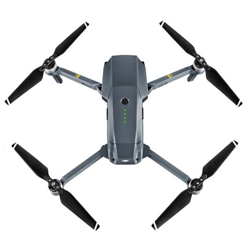 DJI Mavic Pro (Fly More Combo) + DJI Mavic Propeller Guard + Ultimate Value Quadcopter Drone Accessories Bundle