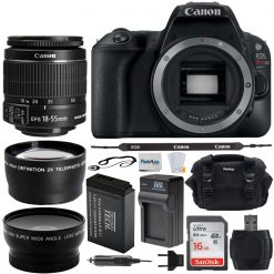 Canon EOS Rebel SL2 EF-S 18-55mm STM Kit